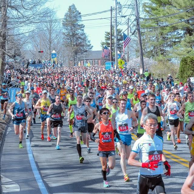Maratona de Boston 2
