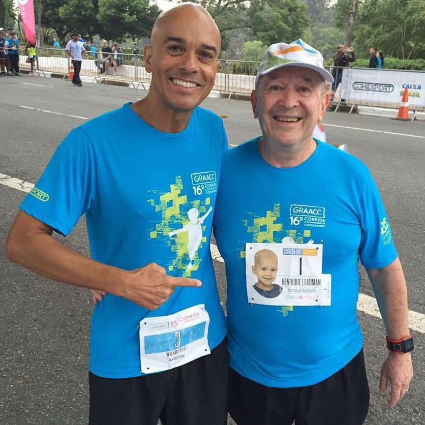 WO e Dr.Henrique Lederman