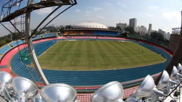 Foto crédito: Luiz Doro - Estádio Ícaro de Castro Mello - Ibirapuera - São Paulo